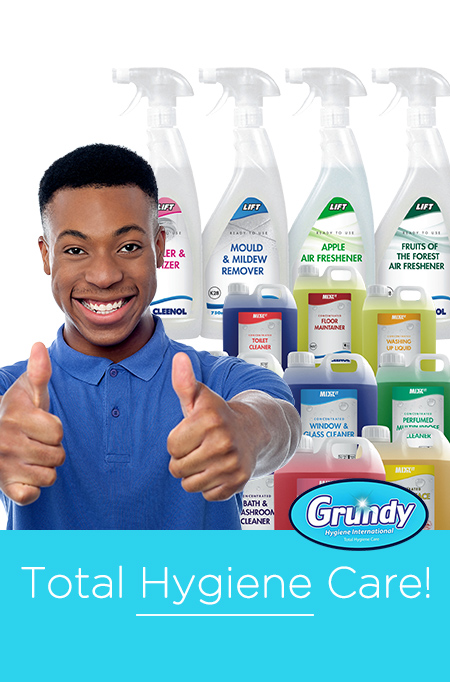 Apex Chemicals   Oil and Gas Chemicals   GRUNDY HYGIENE GHANA